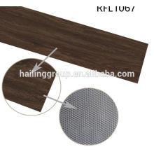 Vinil da placa do vinil da configuração do revestimento do vinil do PVC sem a colagem