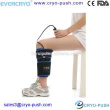 Terapia fría médica Terapia portátil de compresión fría del becerro