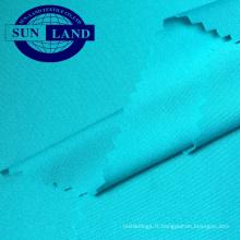 Tissu en microfibre de polyester haute densité 100 50D