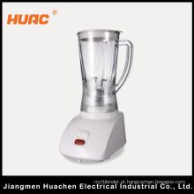 Liquidificador de cozinha com pote de plástico