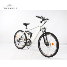 Hecho en China bicicleta de montaña eléctrica de alta calidad con batería interna