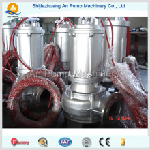 Pompe à eau à eau douce et submersible