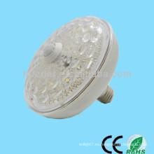 La venta caliente 100-240v 220v que el interior 10w llevó la luz de la noche del sensor del pir