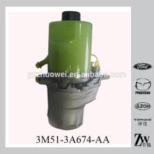 Hot Sales Auto Parte Auto Power Steering Pump 3M51-3A674-AA