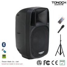 Competitive Price 8 Inches Plastic PA Speaker with Multi-Function