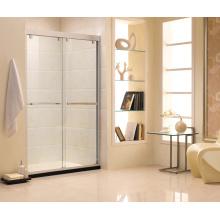 Cabinet de douche en verre de sécurité Cabinet / Salle de bain Promotion Swing Shower Screens (E4)