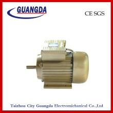 Motor de compresor de aire de CE SGS 1.5kw