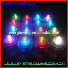color changing led flashing candle light
