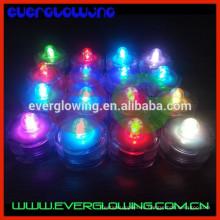 изменение цвета светодиодные мигающий свет свечи