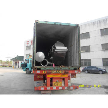 ZLG Vibrating- Fluidized Dryer for Dibromo Aldehyde Dryer