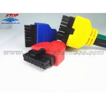 Molded Molex Connector For Harness