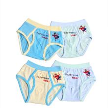 Nette gedruckte Karikatur-Jungen Unterwäsche / Kinder Unterwäsche / Kinder Unterwäsche