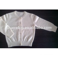 Supersoft 100% Pure Cachemire Baby Cardigan à manches longues