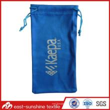 Fábrica que proporciona la bolsa de las gafas de sol de Microfibre; Bolsa de los vidrios; Bolsa para gafas