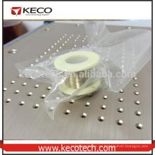 Cuerda de cristal separada del metal para el teléfono, venta al por mayor para la secuencia separada del LCD del teléfono,