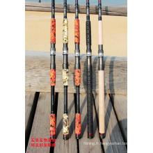 FUJI Guide haute teneur en carbone Xh action sur dur Rod Sankehead tige de poisson noir