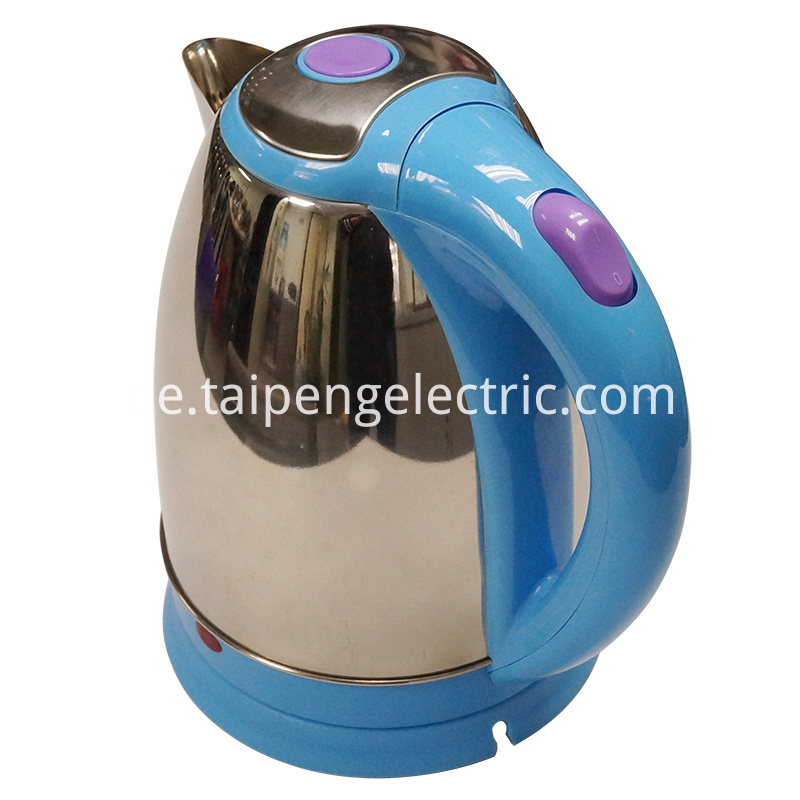 Plastic Tea Kettle