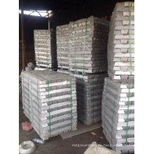 Aluminium Ingot 99,7% A7, A8