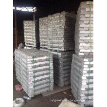 Aluminum Ingot 99.7% A7, A8