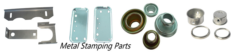 Automotive stamping machined parts design