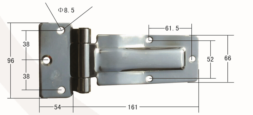 Door Hinges Hinge for Steel Door Different Types Door Hinges