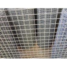 Malla de alambre prensada de acero al carbono para minería