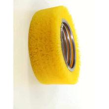 Escova espiral / escovas personalizadas
