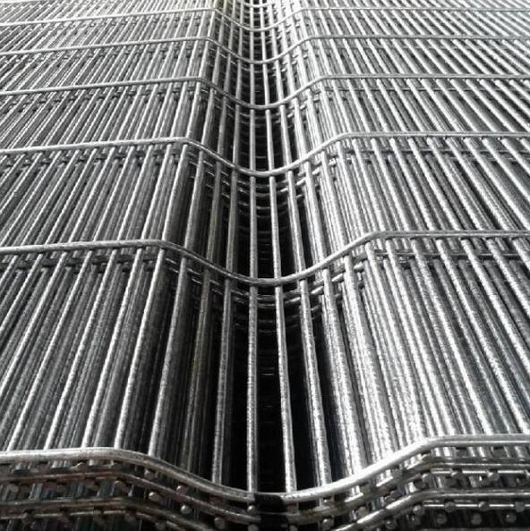 PVC Coated Galvanized 358 High Security Fence