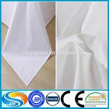 En tissu de literie en coton et en lin