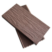 Wholesale Wood Plastic Composite Decking Poolside Decking Flooring Covering Outdoor Garden Decking Flooring