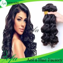Оптовая цена 8А тела бразильское Виргинское выдвижение человеческих волос