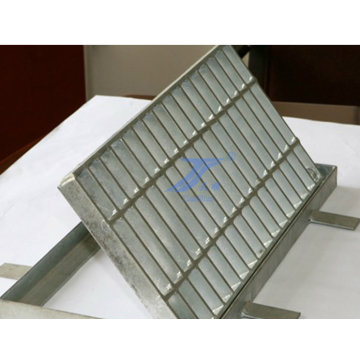Reja de acero galvanizado en caliente (TS-E48)
