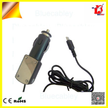 Panneau décoratif micro usb câble de données chargeur de voiture électrique pour téléphone mobile