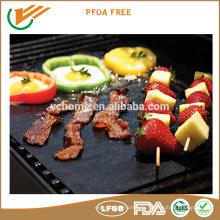 Leichte, saubere Grillmatte Barbecue-Grillmatte Hitze Resist Backmatte