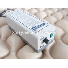 Anti decubitus alternating pressure medical air mattress with pump for hospital
