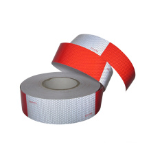 pink reflective tape with single or double color