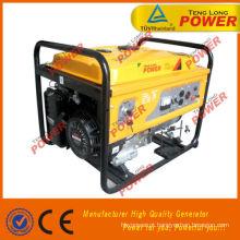 Sistema de recolhimento monofásico gerador 3 KW