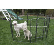 Heavy Duty Metal Tube Caneta Pet Training Dog Playpen