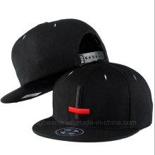 Novo personalizado esportes snapback hat com sopro bordado