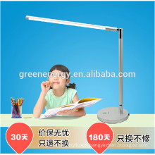 Dimmable folding desk light 7w high power touch sensor brightness adjustable table lamp
