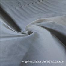Água e vento resistente Anti-Static Sportswear tecidos Peach pele 100% tecido de poliéster tecido cinza pano cinza (43379)
