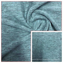 Tecido polar Mirco 100% poliéster com tecido catiônico