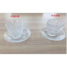 Tasse en verre Tasse en verre Bon prix Kb-Hn07697