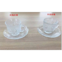 Glass Mug Glass Cup Good Price Kb-Hn07697