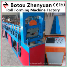 El rodillo superventas del casquillo del canto del tejado del metal que forma la máquina para la venta / la línea de las mercancías de la promoción