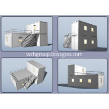 New Design Shipping Container House for Sale