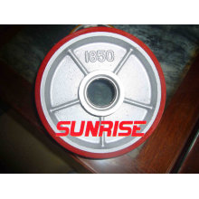 PU wheel for pallet truck