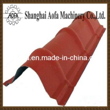 Cor de aço telhado cumeeira formando máquina (AF-R313)