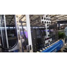 Máquina de carregamento de vidro automática com operação suave