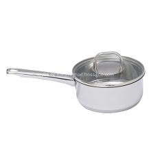 Haushalts-Edelstahl-Kochtöpfe mit Küchenset